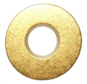 Photo of Gold Plated Flute Pad