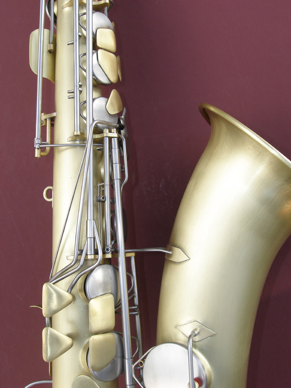 Photo of sax construction